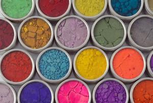 Organische Farben und Putze