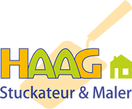 Stuckateur- und Malerbetrieb Haag Logo